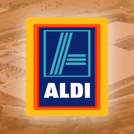 Aldi distribution warehouse and Cold Logic